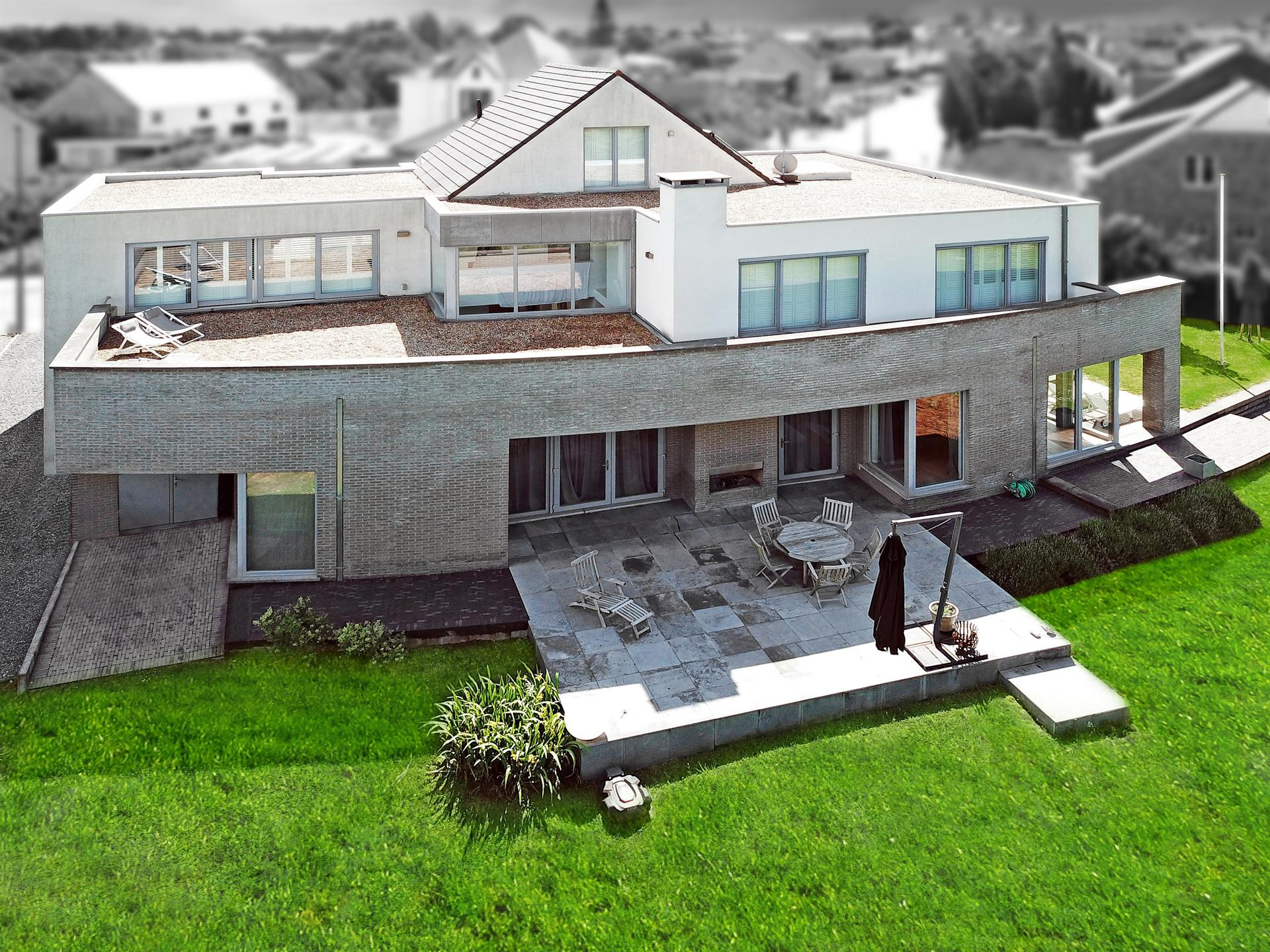 Immo FERCO - EXCEPTIONAL HOUSE - HOEILAART - #4042332-23